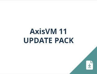 AxisVM 11 update pack