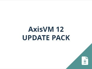 AxisVM 12 update pack