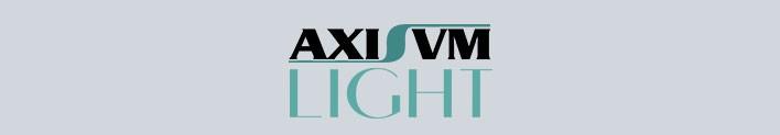 AxisVM Light termékek kép