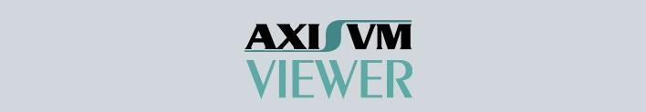 AxisVM Viewer termékek kép