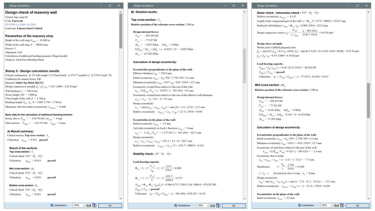 MD1 - detailed documentation
