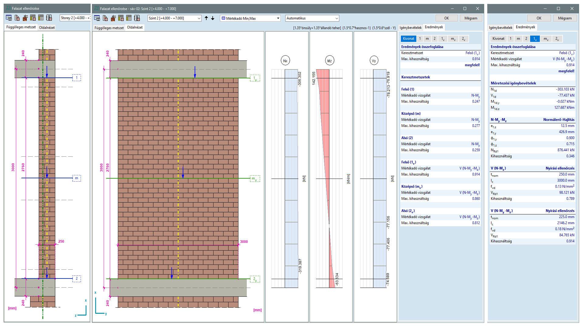 MD1 - eredmény orientált tervezési felület