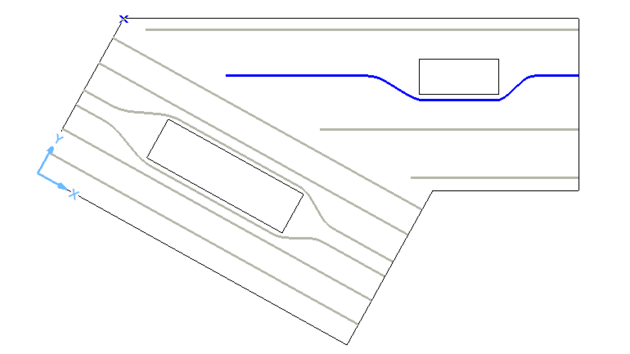 PS1 - koordinátarendszerhez illeszkedő kábelek