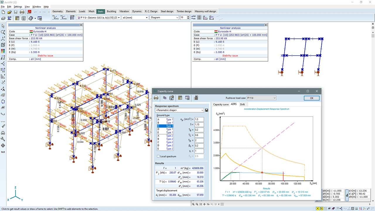 RC2 - capacity design