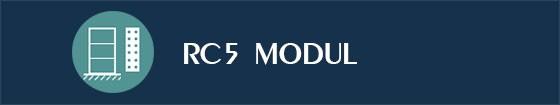 RC5 modul részletes ismertetők