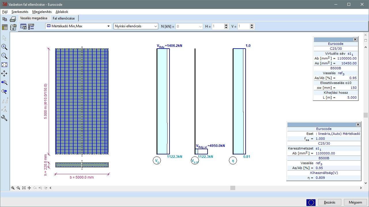 RC5 - nyírási ellenőrzés