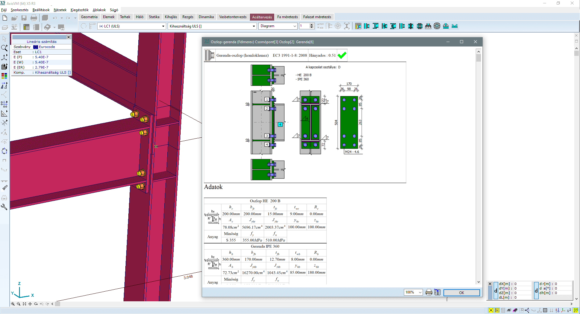 SC1 - részletes tervezési dokumentáció