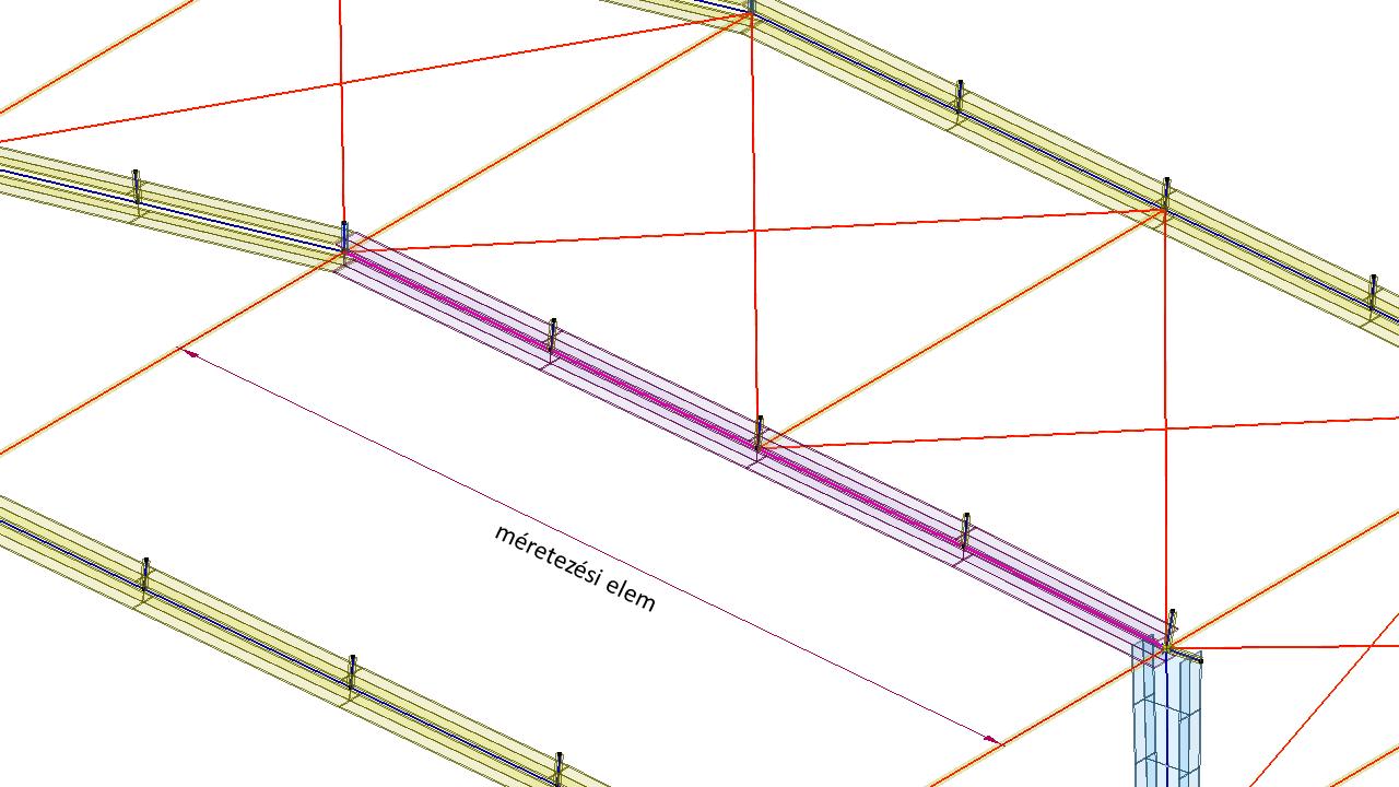 SD1 - méretezési elem