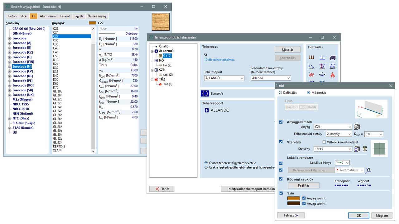 TD1 - komplex faanyag adatbázis