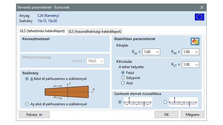 TD1 - méretezési elemek