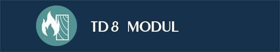 TD8 modul részletes ismertetők