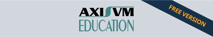 AxisVM Education free version