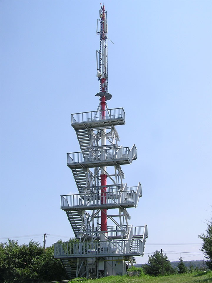Antennatornyok statikai ellenőrzése - acélszerkezetek