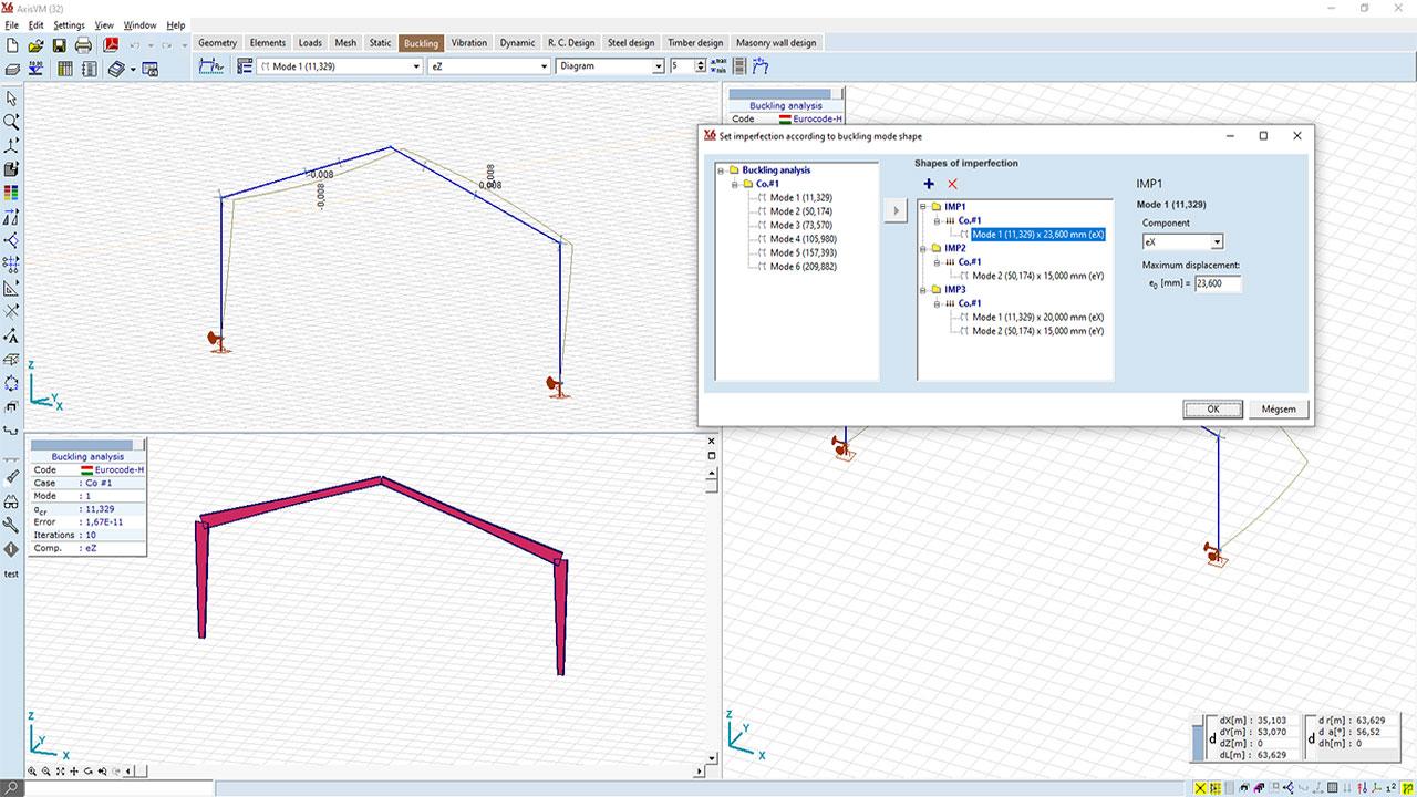 IMP - Creating equivalent geometric imperfections