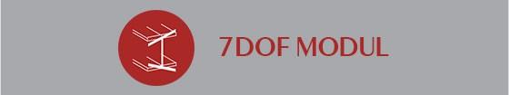 7DOF mudul részletes ismertetők