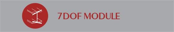 7DOF module detailed descriptions mobile