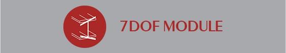7DOF module detailed descriptions