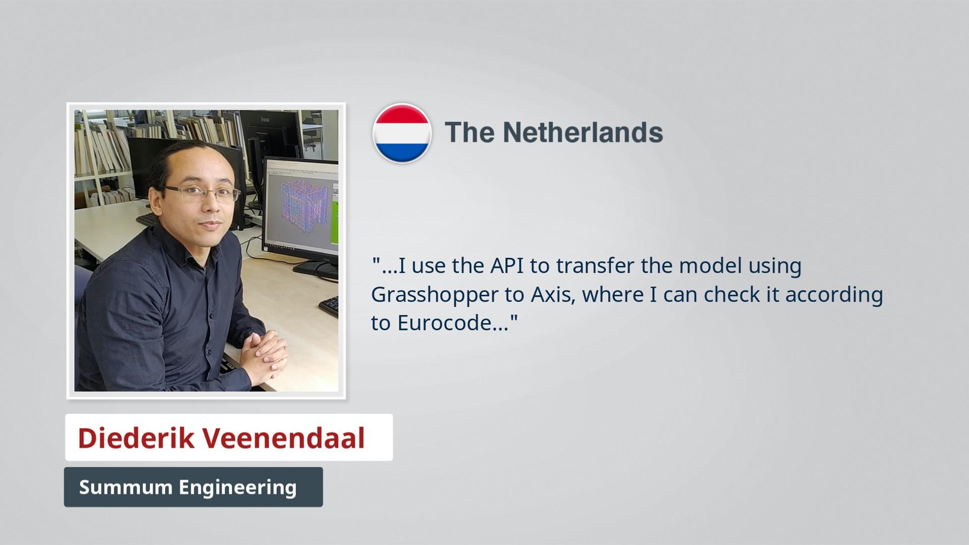 AxisVM Testimonial Summum NL