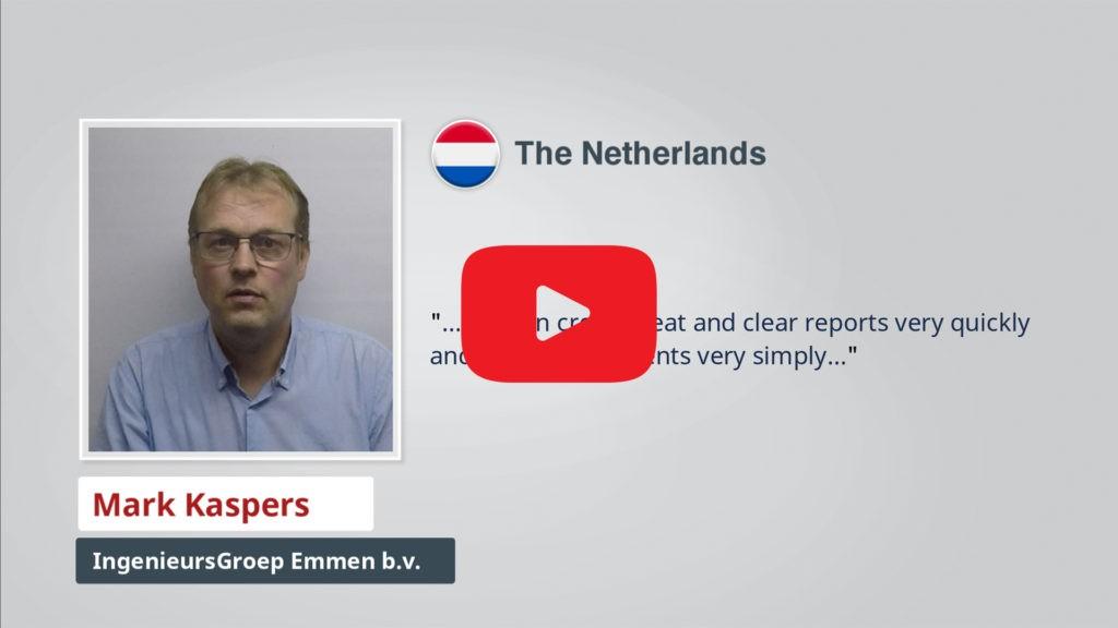 AxisVM Testimonial Ingenieurs Groep Emmen b.v. NL