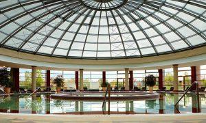 Aquaworld Resort Budapest - faszerkezet