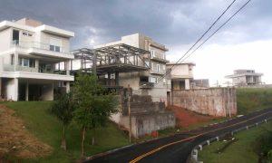 Lakóház, Brazília - acél, vasbeton szerkezet