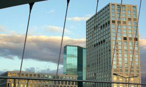 Mobimo Tower - vasbeton szerkezet