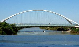 Third Millennium Bridge - reinforced concrete